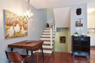 Photo 10: 2483 W 8TH AVENUE in Vancouver: Kitsilano Townhouse for sale (Vancouver West)  : MLS®# R2589597