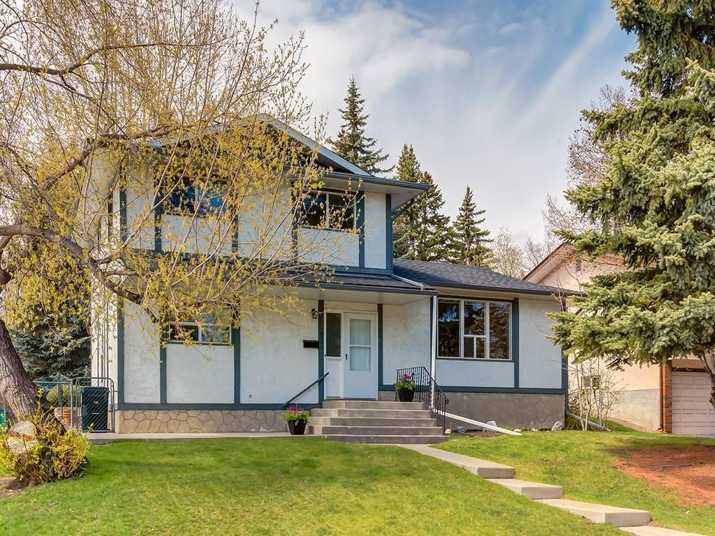 Main Photo: 5132 DALHAM Crescent NW in Calgary: Dalhousie Detached for sale : MLS®# C4244871