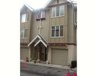 Photo 1: 18 6651 203RD Street in Langley: Willoughby Heights Townhouse for sale : MLS®# F2820496