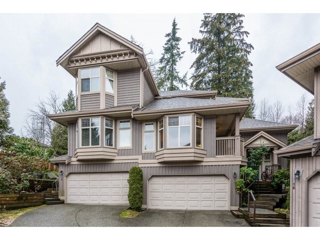 Main Photo: 17 8868 16TH AVENUE - LISTED BY SUTTON CENTRE REALTY in Burnaby: The Crest Townhouse for sale (Burnaby East)  : MLS®# R2153083