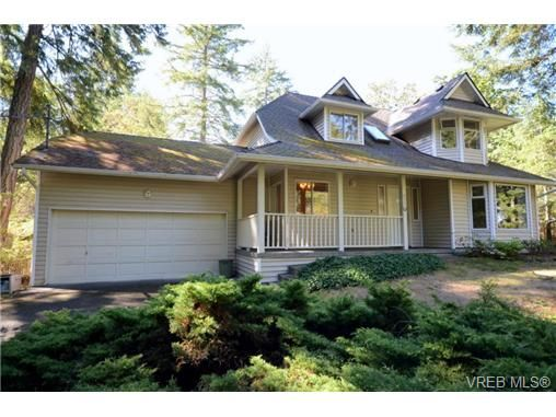 Main Photo: 977 Greig Ave in BRENTWOOD BAY: CS Brentwood Bay House for sale (Central Saanich)  : MLS®# 712587