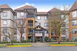 "Photo 1: 112 12207 224 Street in Maple Ridge: West Central Condo for sale in ""The Evergreen"" : MLS®# R2540207"