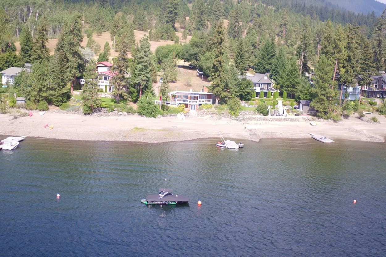 Photo 3: Photos: 1185 Little Shuswap Lake Road in Chase: Little Shuswap House for sale (Shuswap)  : MLS®# 10201171