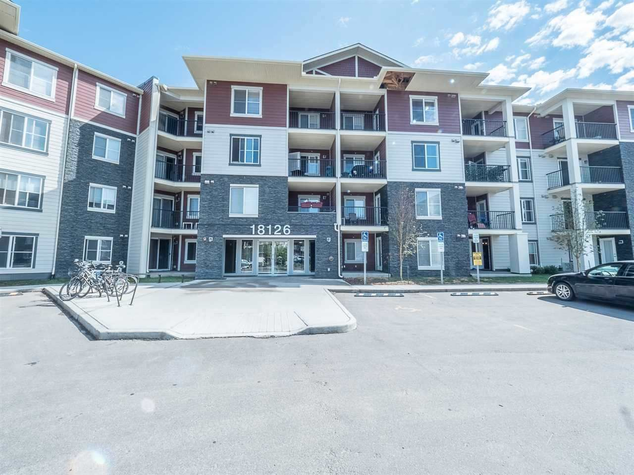 Main Photo: 217 18126 77 Street in Edmonton: Zone 28 Condo for sale : MLS®# E4241570