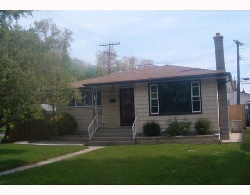Main Photo: 501 OAKLAND Avenue in WINNIPEG: North Kildonan Single Family Detached for sale (North East Winnipeg)  : MLS®# 2708833