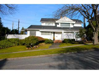Photo 1: 2095 W 35TH Avenue in Vancouver: Quilchena House for sale (Vancouver West)  : MLS®# V931137