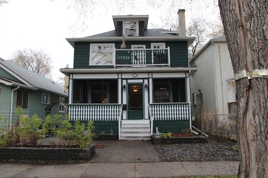Photo 2: Photos: 29 Lenore Street in Winnipeg: Wolseley Duplex for sale (West Winnipeg)  : MLS®# 1411176