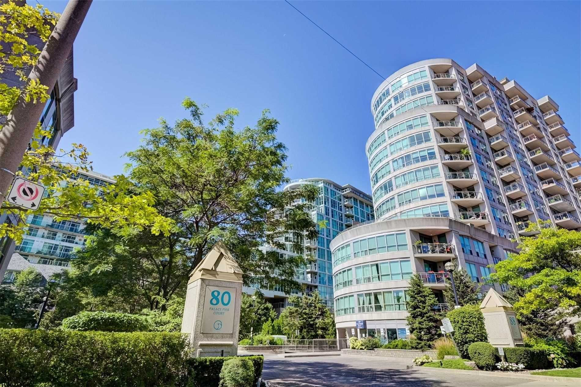 Main Photo: 201 80 Palace Pier Court in Toronto: Mimico Condo for lease (Toronto W06)  : MLS®# W4871604