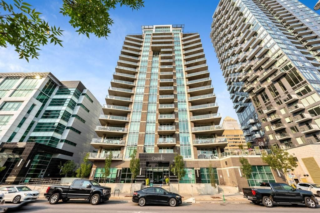 Main Photo: 604 530 12 Avenue SW in Calgary: Beltline Apartment for sale : MLS®# A1143494