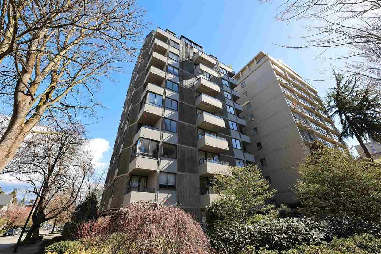 Main Photo: 902 1108 NICOLA STREET in Vancouver: West End VW Condo for sale (Vancouver West)  : MLS®# R2565027