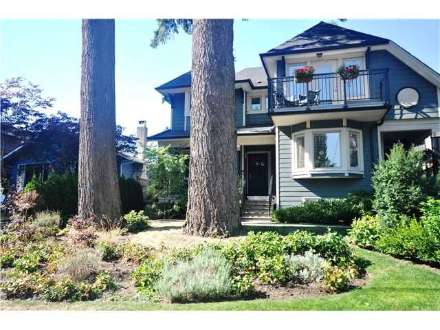 Main Photo: 3115 SUNNYHURST Road in North Vancouver: Lynn Valley Duplex for sale : MLS®# V972799