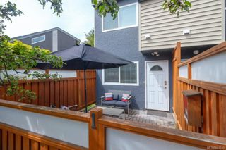 Photo 2: 1 50 Montreal St in Victoria: Vi James Bay Row/Townhouse for sale : MLS®# 841698