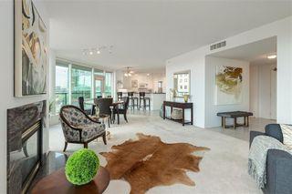 Photo 6: 604 837 2 Avenue SW in Calgary: Eau Claire Apartment for sale : MLS®# C4268169