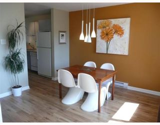 "Photo 4: 1083 SCANTLINGS BB in Vancouver: False Creek Townhouse for sale in ""MARINE MEWS"" (Vancouver West)  : MLS®# V759244"