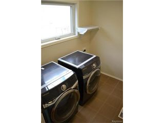 Photo 7: 514 Kirkbridge Drive in Winnipeg: South Pointe Residential for sale (1R)  : MLS®# 1629314