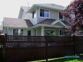 "Photo 1: 30 11870 232ND Street in Maple_Ridge: Cottonwood MR Townhouse for sale in ""ALOUETTE ESTATES"" (Maple Ridge)  : MLS®# V714215"