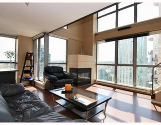 Photo 1: # 1401 1238 RICHARDS ST in Vancouver: Condo for sale : MLS®# V765439
