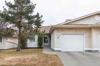Main Photo: 29 9375 172 Street in Edmonton: Zone 20 House Half Duplex for sale : MLS®# E4237463