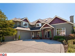 """Photo 1: 13776 21A Avenue in Surrey: Elgin Chantrell House for sale in """"CHANTRELL PARK"""" (South Surrey White Rock)  : MLS®# F1122322"""