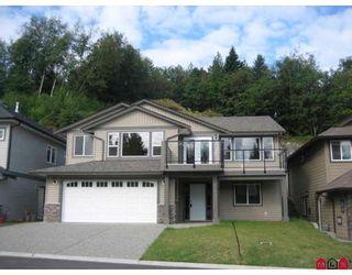 "Photo 1: 4688 TESKEY Road in Sardis: Promontory House for sale in ""BEAR CREEK"" : MLS®# H2902019"