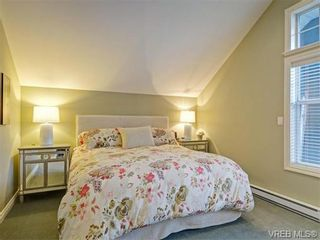 Photo 12: 3 1250 Johnson St in VICTORIA: Vi Downtown Row/Townhouse for sale (Victoria)  : MLS®# 744858