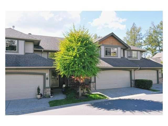 "Main Photo: 26 23281 KANAKA Way in Maple Ridge: Cottonwood MR Townhouse for sale in ""WOODRIDGE ESTATES"" : MLS®# V863865"