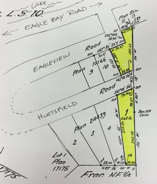 Photo 1:  in Eagle Bay: Vacant Land for sale : MLS®# 10105920