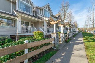 Photo 1: 39 6555 192A STREET in Surrey: Clayton Townhouse for sale (Cloverdale)  : MLS®# R2246261