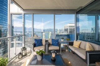 """Photo 10: 3602 1111 ALBERNI Street in Vancouver: West End VW Condo for sale in """"SHANGRI-LA"""" (Vancouver West)  : MLS®# R2591965"""