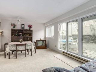 """Photo 4: 108 2238 ETON Street in Vancouver: Hastings Condo for sale in """"ETON HEIGHTS"""" (Vancouver East)  : MLS®# R2235764"""