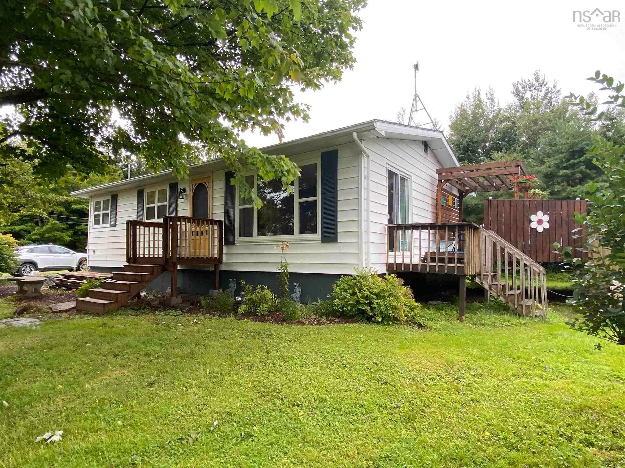 Main Photo: 510 Mount William Road in Mount William: 108-Rural Pictou County Residential for sale (Northern Region)  : MLS®# 202120400