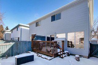 Photo 24: 51 501 YOUVILLE Drive E in Edmonton: Zone 29 House Half Duplex for sale : MLS®# E4228906