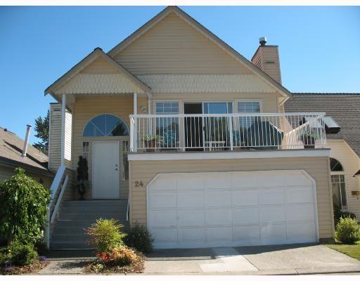 "Main Photo: 24 2865 GLEN Drive in Coquitlam: Eagle Ridge CQ House for sale in ""BOSTON MEADOWS."" : MLS®# V723113"