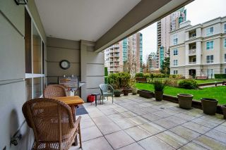 """Photo 20: 124 3098 GUILDFORD Way in Coquitlam: North Coquitlam Condo for sale in """"MARLBOROUGH HOUSE"""" : MLS®# R2555992"""