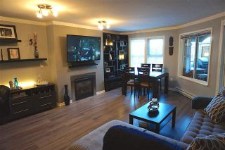 "Photo 2: 122 99 BEGIN Street in Coquitlam: Maillardville Condo for sale in ""LE CHATEAU"" : MLS®# R2344520"