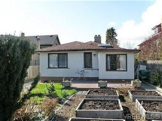 Photo 17: 2413 Mowat St in VICTORIA: OB Henderson House for sale (Oak Bay)  : MLS®# 599535