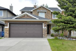 Photo 1: 143 Chapman Way SE in Calgary: Chaparral Detached for sale : MLS®# A1116023