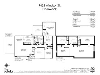 Photo 26: 9455 WINDSOR Street in Chilliwack: Chilliwack E Young-Yale House for sale : MLS®# R2603868