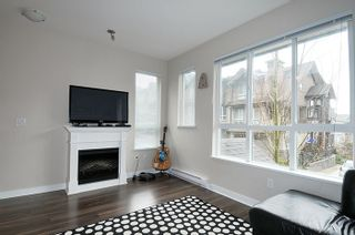 "Photo 3: 142 1460 SOUTHVIEW Street in Coquitlam: Burke Mountain Townhouse for sale in ""CEDAR CREEK"" : MLS®# R2147248"