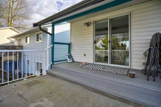"""Photo 28: 2283 WILLOUGHBY Court in Langley: Willoughby Heights House for sale in """"LANGLEY MEADOWS"""" : MLS®# R2555362"""