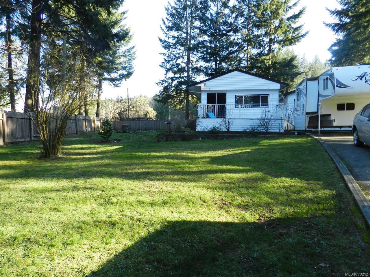 Main Photo: 13535 CEDAR ROAD in NANAIMO: Na Cedar Manufactured Home for sale (Nanaimo)  : MLS®# 779212