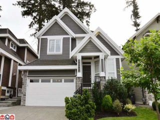 "Photo 1: 3498 154TH Street in Surrey: Morgan Creek House for sale in ""ROSEMARY HEIGHTS"" (South Surrey White Rock)  : MLS®# F1224741"