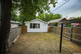 Photo 47: 917 6th Avenue North in Saskatoon: City Park Residential for sale : MLS®# SK863259