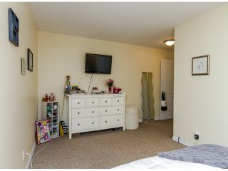 """Photo 16: 122 33751 7TH Avenue in Mission: Mission BC Townhouse for sale in """"HERITAGE PARK PLACE"""" : MLS®# F1426580"""