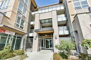 """Main Photo: 414 85 EIGHTH Avenue in New Westminster: GlenBrooke North Condo for sale in """"EIGHT WEST"""" : MLS®# R2604992"""