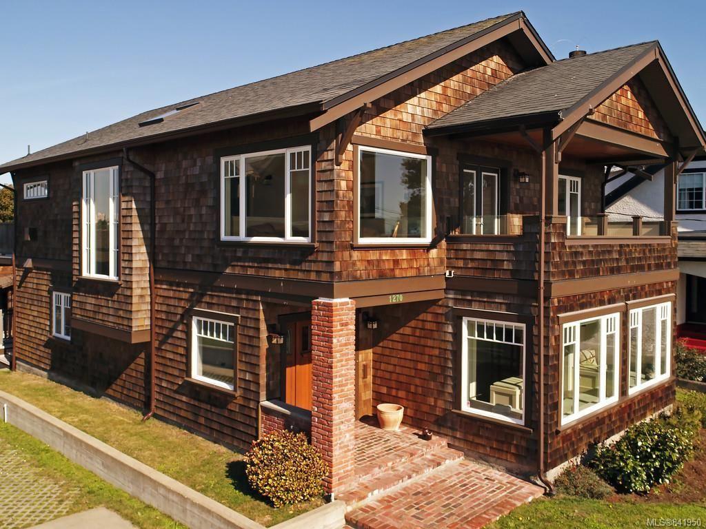 Main Photo: 1270 Dallas Rd in Victoria: Vi Fairfield West House for sale : MLS®# 841950