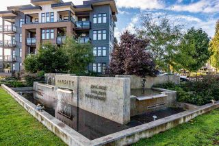 Photo 1: 310 20062 FRASER HIGHWAY in Langley: Langley City Condo for sale : MLS®# R2566934