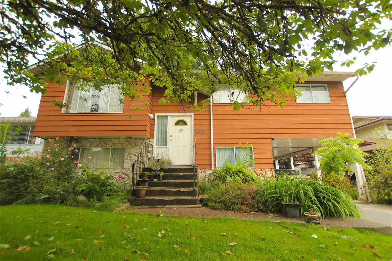 """Main Photo: 843 ALDER Place in Port Coquitlam: Lincoln Park PQ House for sale in """"LINCOLN PARK"""" : MLS®# R2590902"""