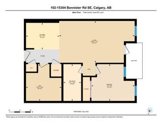 Photo 24: 102 15304 BANNISTER Road SE in Calgary: Midnapore Row/Townhouse for sale : MLS®# A1035618