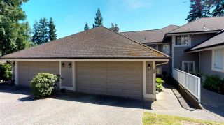 Photo 1: 40 181 RAVINE DRIVE in Port Moody: Heritage Mountain Townhouse for sale : MLS®# R2185444